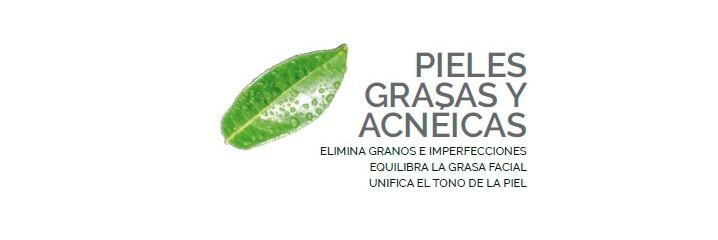 PIELES GRASAS Y ACNÉICAS